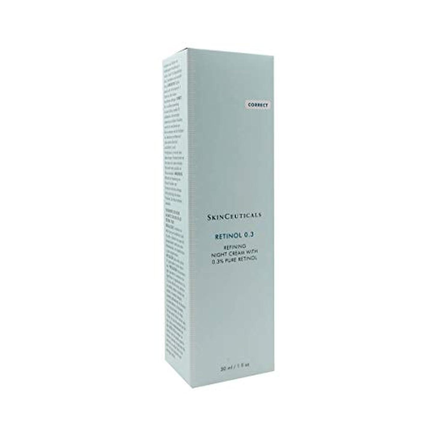 集中ゾーン話Skinceuticals Correct Retinol 0.3 30ml [並行輸入品]