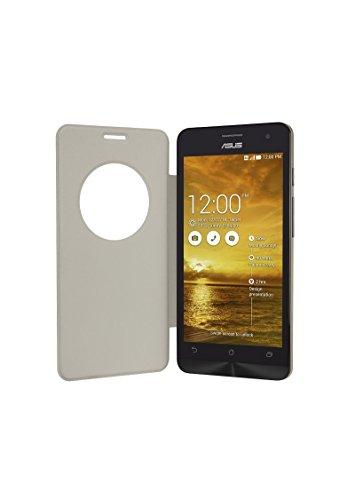ASUSTek ZenFone 5 View Flip Cover ゴールド 90XB00RA-BSL2C0