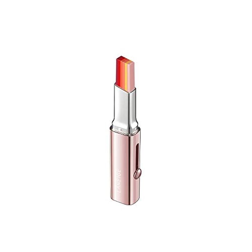 スケッチ参加者ポジティブ【ラネージュ】階層リップバー(1.9G)/ Layering Lip Bar-6つのカラーでのグラデーションカラー演出 (#1 LAYERING FANTASY)