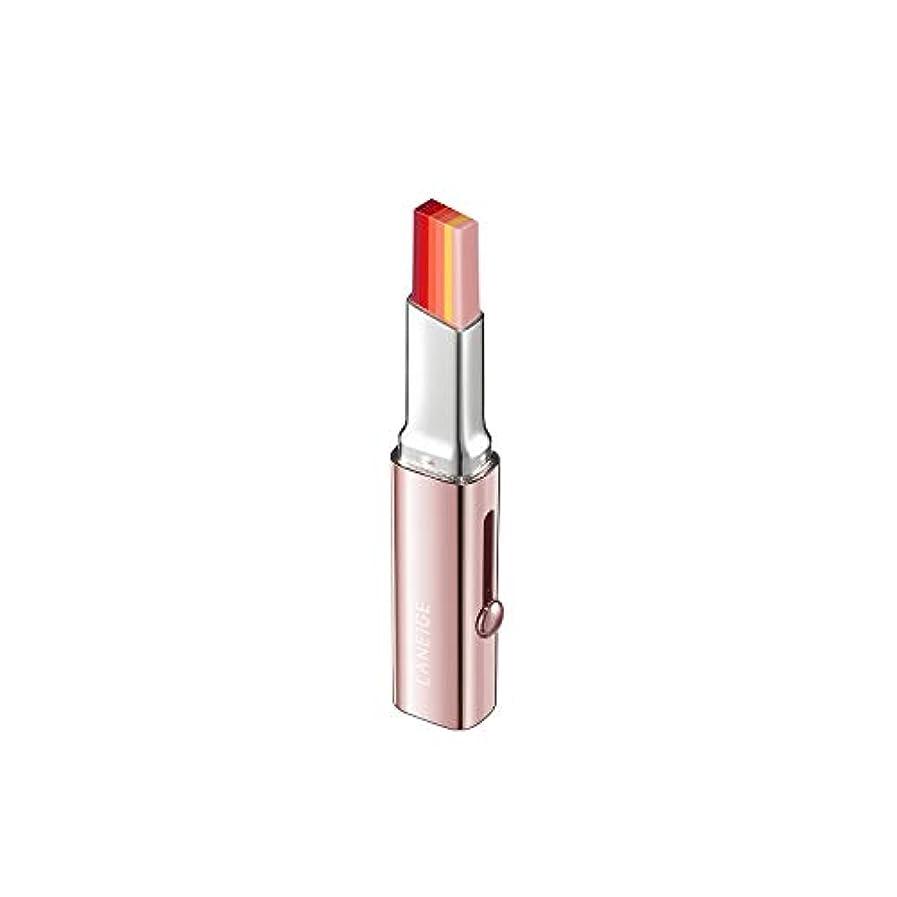 ありふれた横向き雪だるま【ラネージュ】階層リップバー(1.9G)/ Layering Lip Bar-6つのカラーでのグラデーションカラー演出 (#1 LAYERING FANTASY)