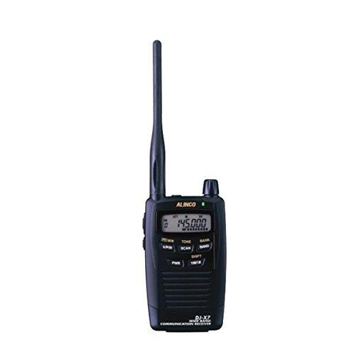 ALINCO 広帯域受信機 カードサイズレシーバー DJ-X7