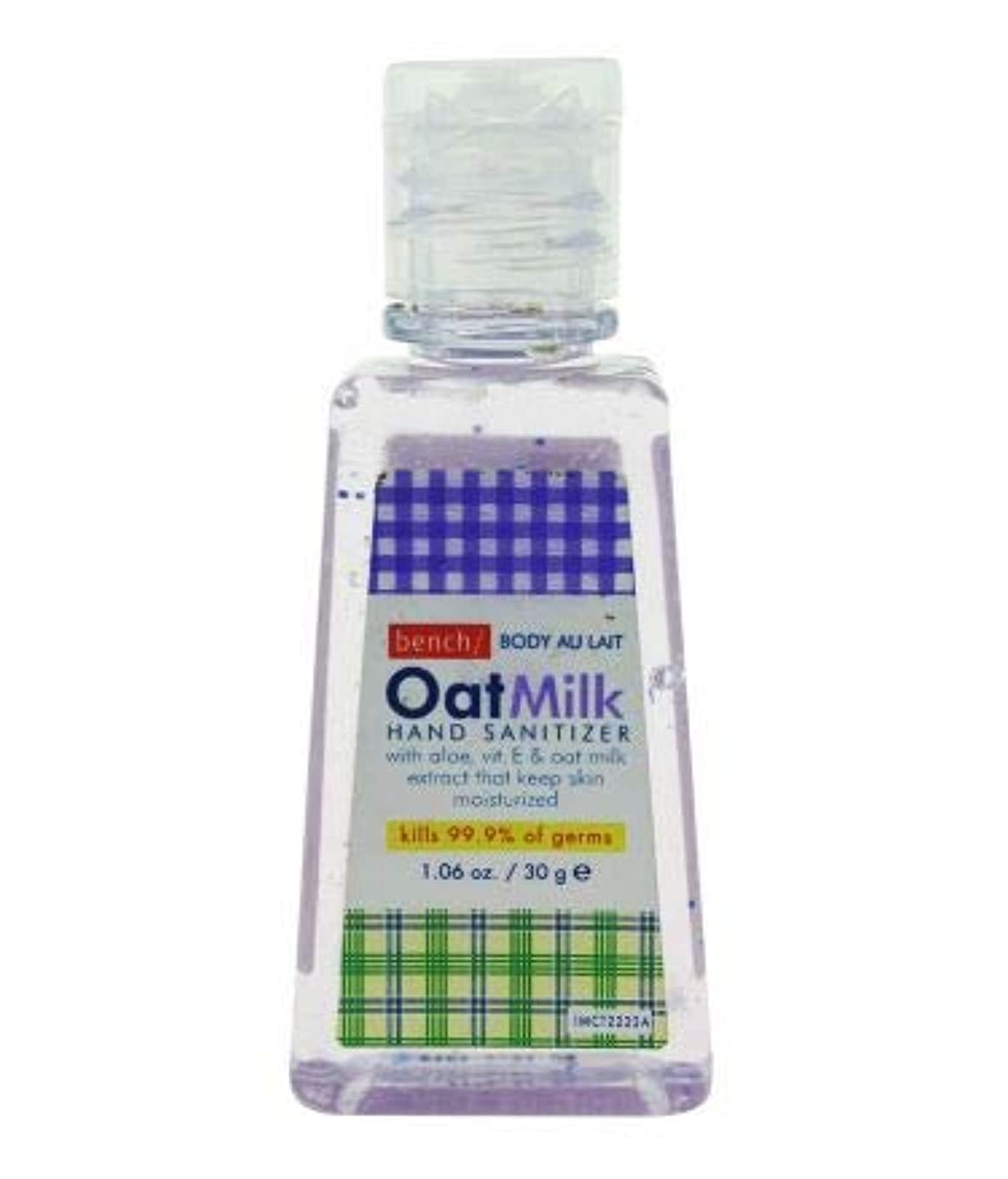 ポーク無プレミアBENCH/Oat Milk HAND SANITIZER 30g 2pc Set【PHILIPPINES】