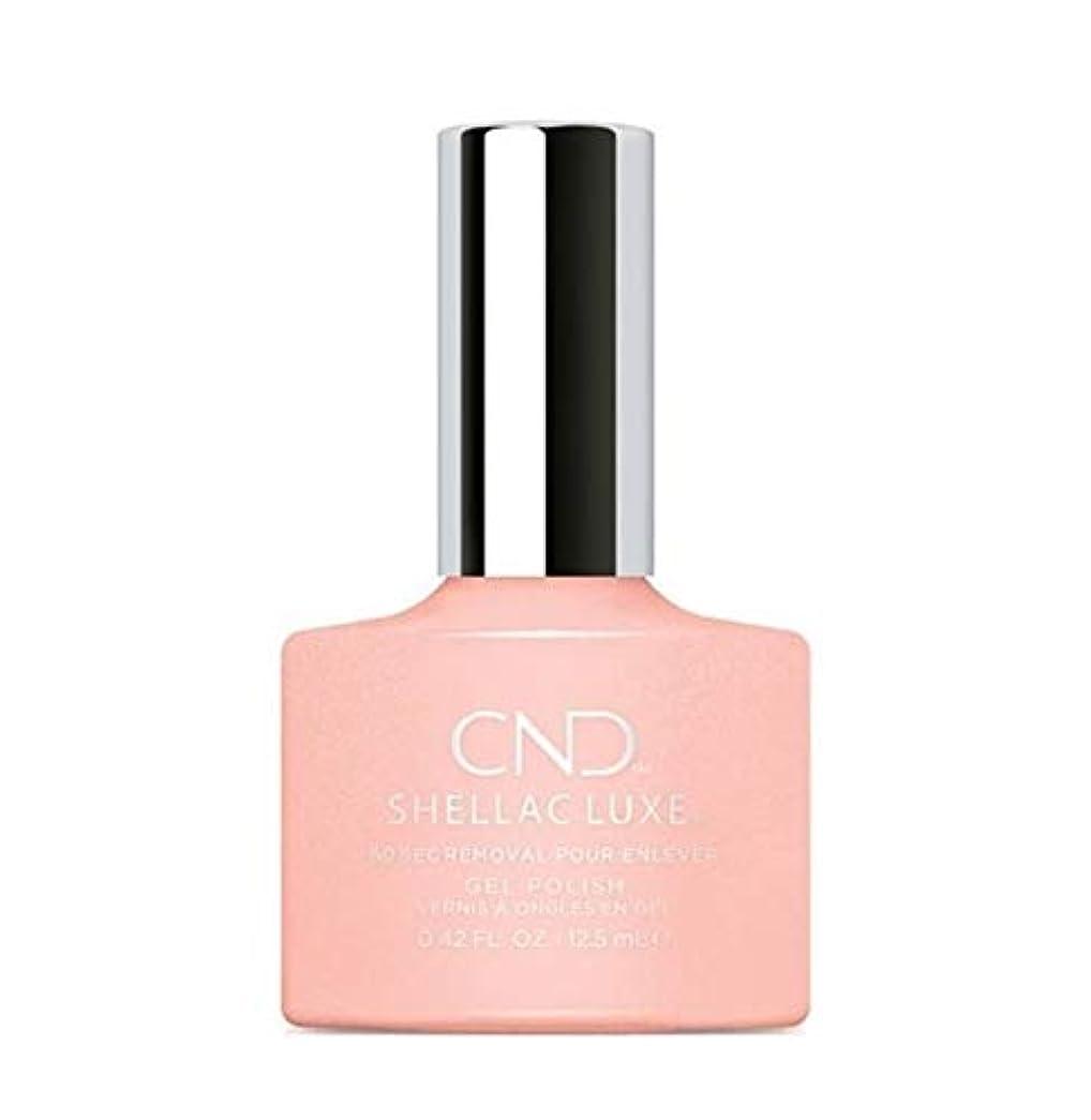 船乗り小屋記念碑CND Shellac Luxe - Grapefruit Sparkle - 12.5 ml / 0.42 oz