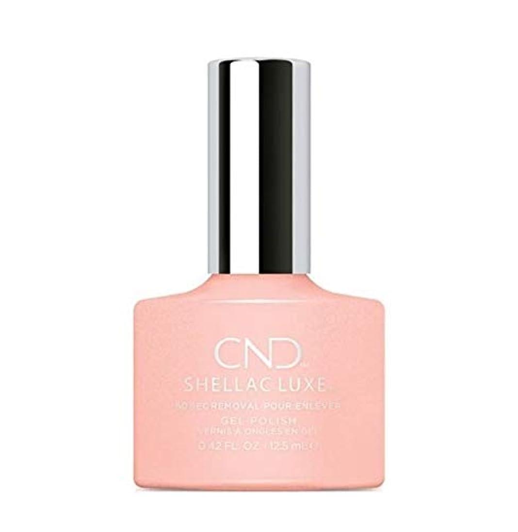 一定サスティーン擬人CND Shellac Luxe - Grapefruit Sparkle - 12.5 ml / 0.42 oz