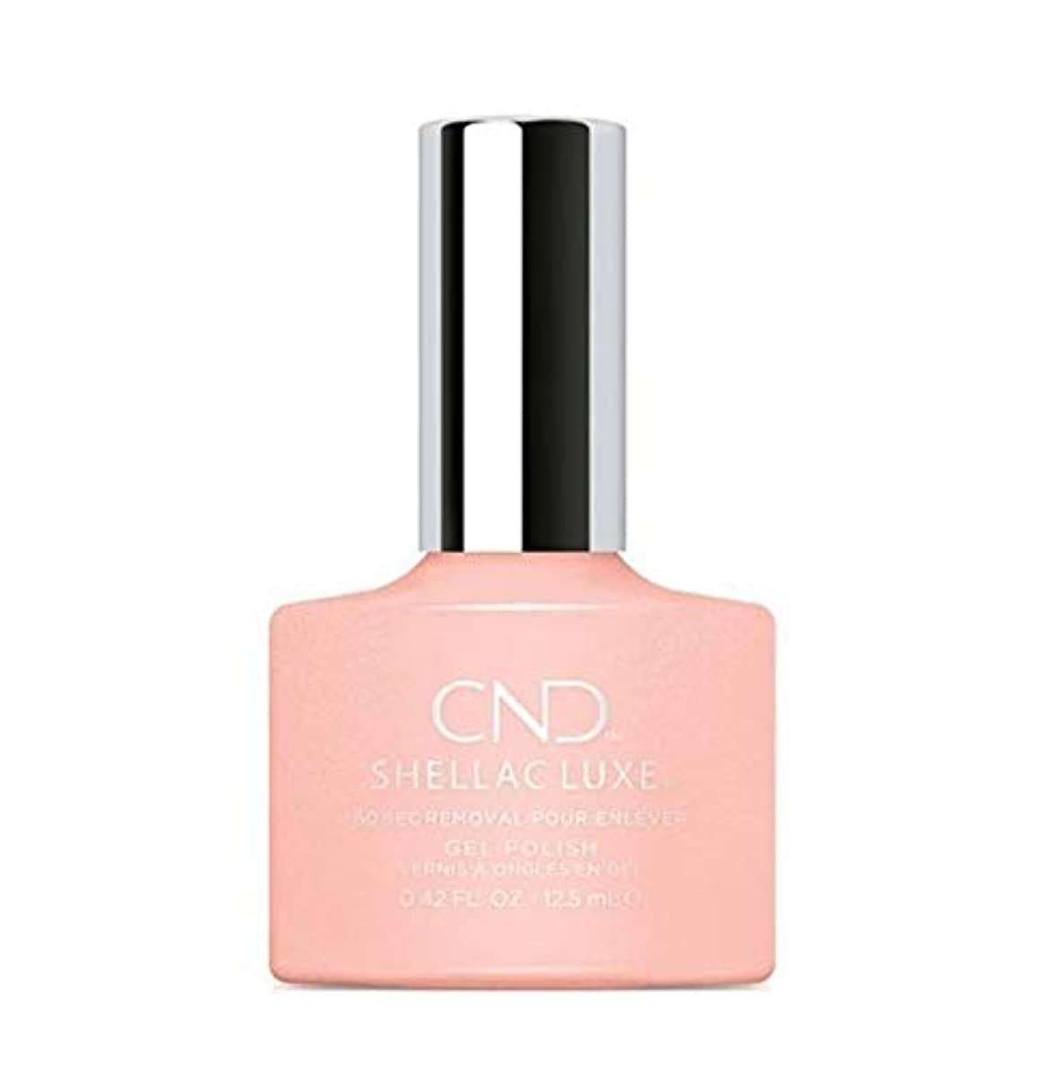 関連付けるセージバイオリンCND Shellac Luxe - Grapefruit Sparkle - 12.5 ml / 0.42 oz