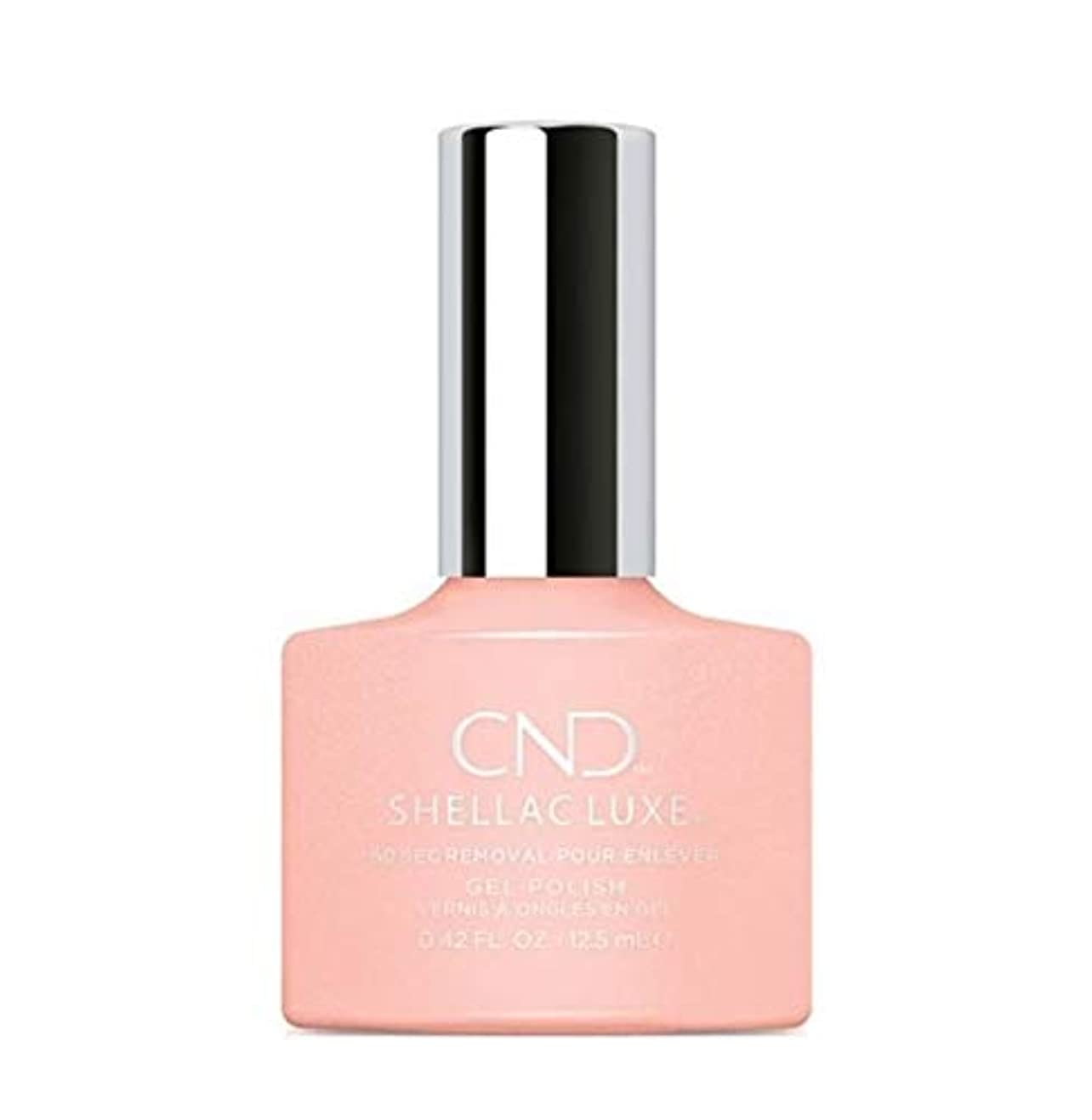 カカドゥ中断解決CND Shellac Luxe - Grapefruit Sparkle - 12.5 ml / 0.42 oz