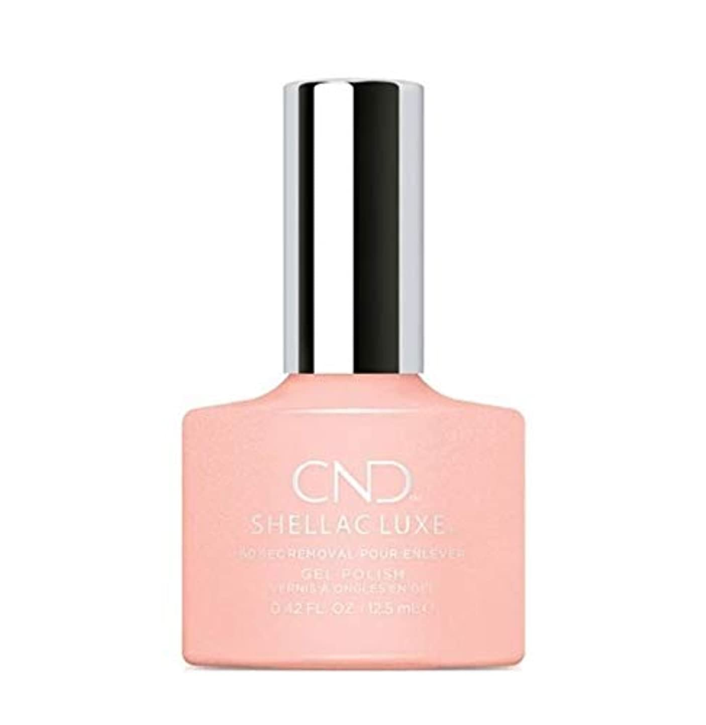 生態学守る砦CND Shellac Luxe - Grapefruit Sparkle - 12.5 ml / 0.42 oz