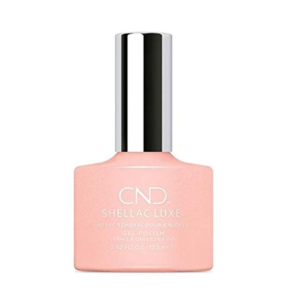 おばさん行方不明容疑者CND Shellac Luxe - Grapefruit Sparkle - 12.5 ml / 0.42 oz
