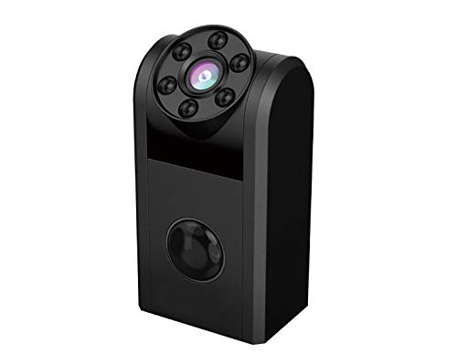 【簡単設置&日本語説明書付き】小型 防犯カメラ トレイルカメラ 人感センサー 赤外線 防犯対策