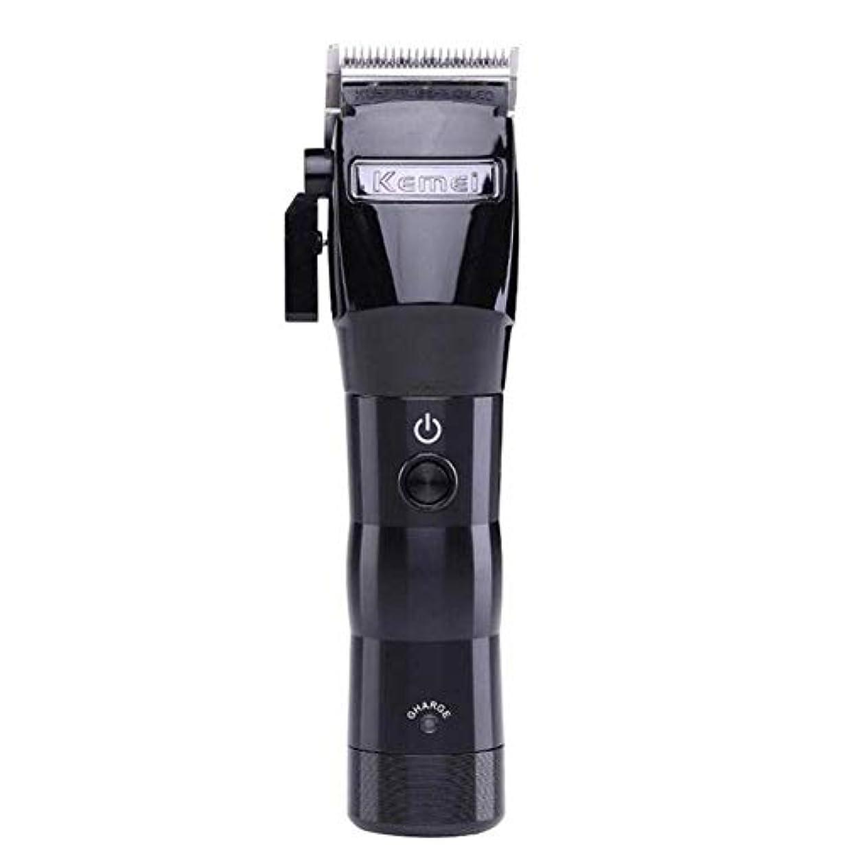 バリカン男性メンズ電気ワイヤレスバリカントリマー強力な充電式プロフェッショナル美容鋏メンズホームバリカン