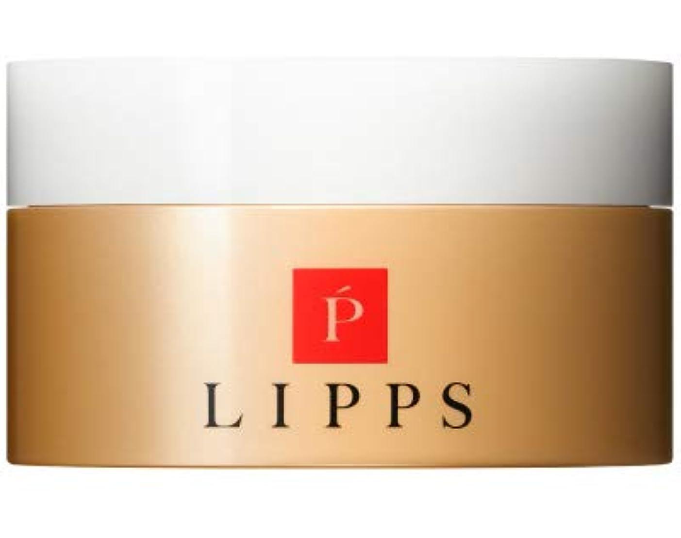 砂漠メタルライン慰め【ふわっと動く×自由自在な束感】LIPPS L12フリーキープワックス (85g)