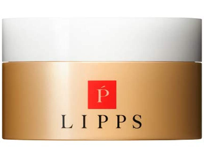 滑りやすい賞酸っぱい【ふわっと動く×自由自在な束感】LIPPS L12フリーキープワックス (85g)