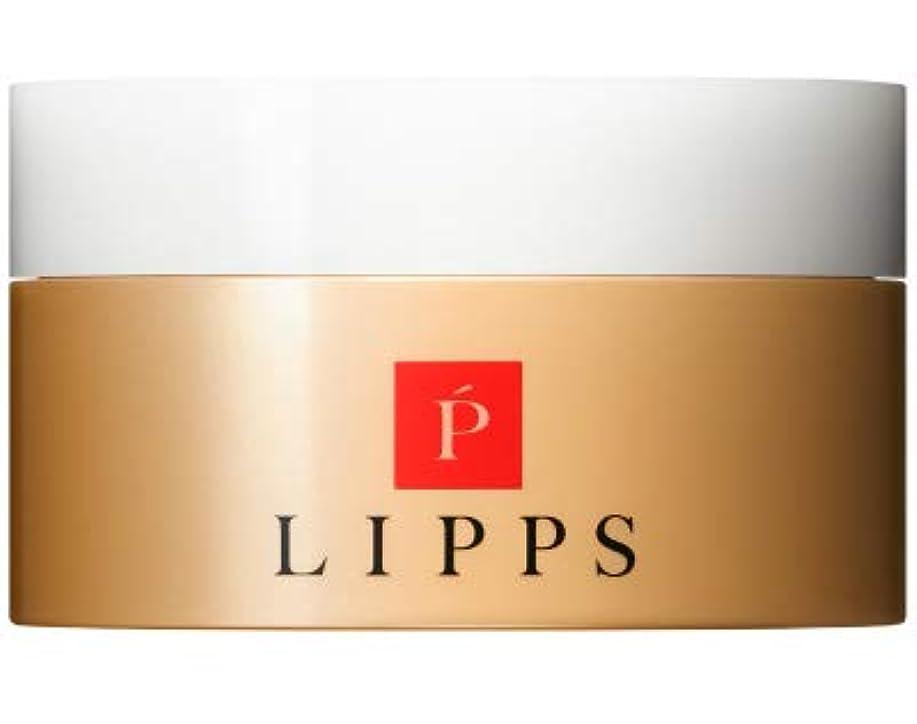 少ない控えめな名目上の【ふわっと動く×自由自在な束感】LIPPS L12フリーキープワックス (85g)