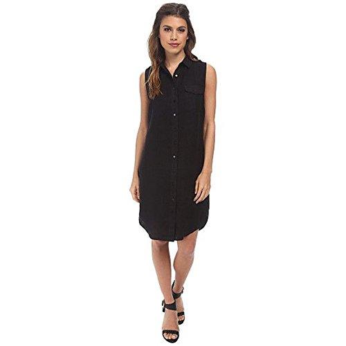 (スリードッツ) Three Dots レディース ドレス パーティドレス S/L Shirtdress 並行輸入品