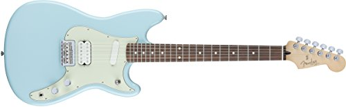 Fender フェンダー DUO-SONIC HS / Daphne Blue