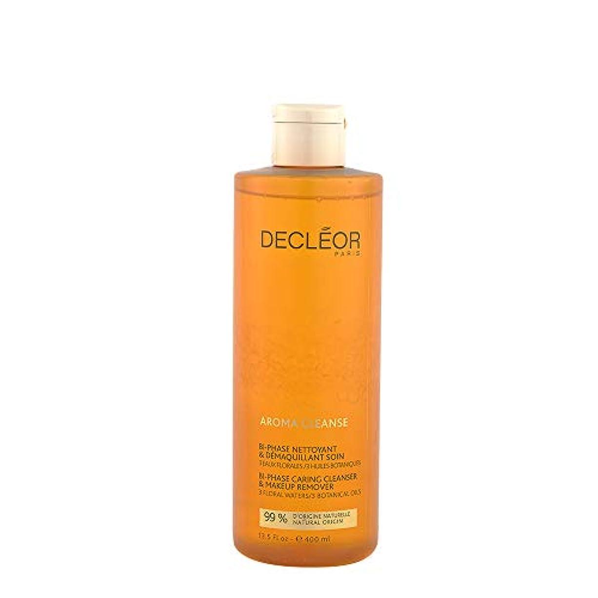 石油暴君スプーンデクレオール Aroma Cleanse Bi-Phase Caring Cleanser & Makeup Remover (Salon Size) 400ml/13.5oz並行輸入品