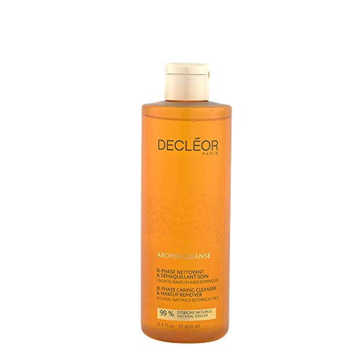 移行中央同級生デクレオール Aroma Cleanse Bi-Phase Caring Cleanser & Makeup Remover (Salon Size) 400ml/13.5oz並行輸入品