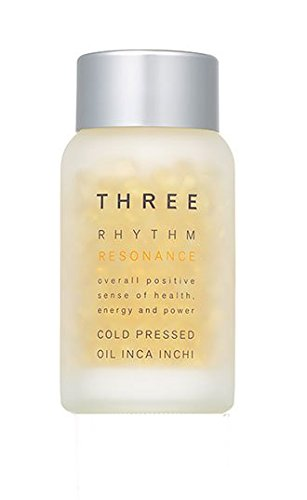 THREE(スリー) リズムレゾナンス コールドプレスド オイル インカインチ