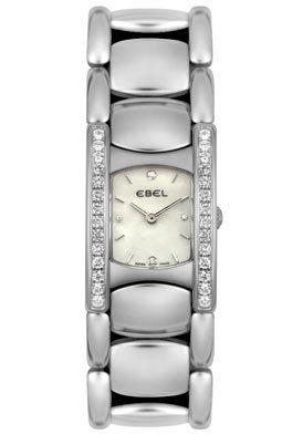 エベル Women's Beluga Manchette Diamond 女性 レディース 腕時計 【並行輸入品】