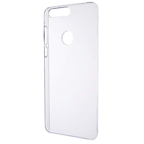 Huawei honor 8 SIMフリー(楽天モバイル) シンプル クリアケース 透明ハードタイプ ポリカーボネート製
