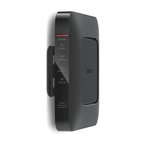 『BUFFALO WiFi 無線LAN ルーター WSR-600DHP 11n 300+300Mbps 推奨6台 3LDK 2階建向け【iPhone8/X対応】』の7枚目の画像