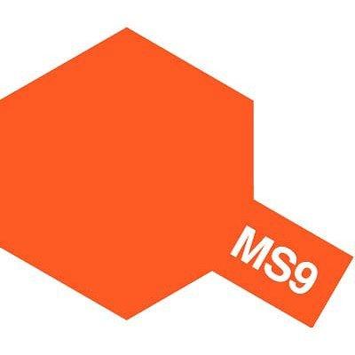 MS-9 蛍光オレンジ