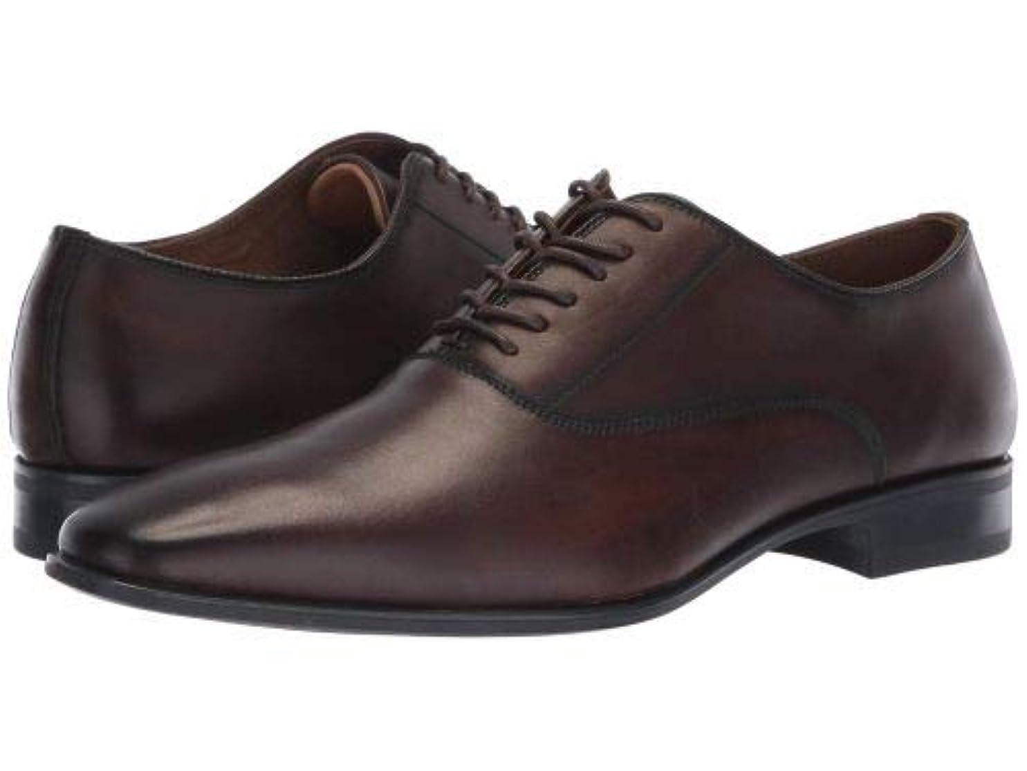 スチュアート島コウモリ意見Aldo(アルド) メンズ 男性用 シューズ 靴 オックスフォード 紳士靴 通勤靴 Ocilawet - Dark Brown [並行輸入品]