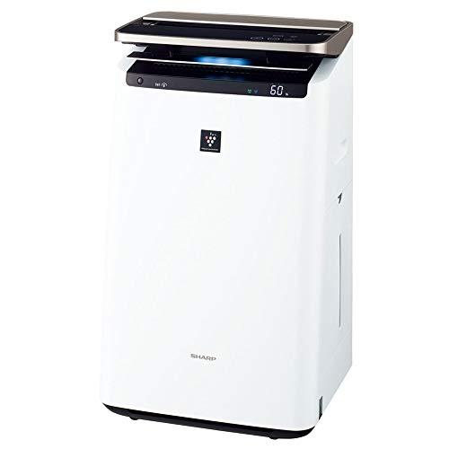 プラズマクラスターNEXT搭載(50000) 加湿空気清浄機 ホワイト シャープ(SHARP) KI-JP100-W