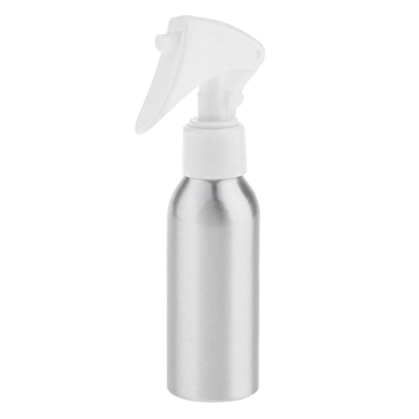 一時解雇する予言する足音スプレーボトル - 空の詰め替え式の容器は精油、クリーニング製品、自家製の洗剤、アロマテラピー、水とミストプラント、そしてクリーニング用の酢の混合物に最適 - 120ML