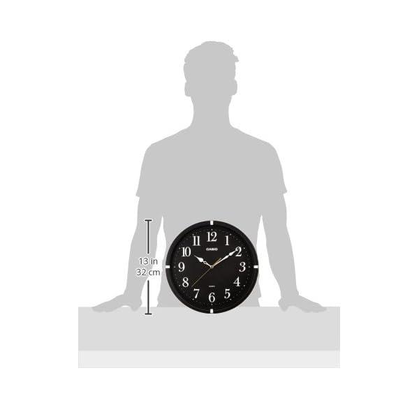 カシオ インテリア掛時計 アナログの紹介画像5