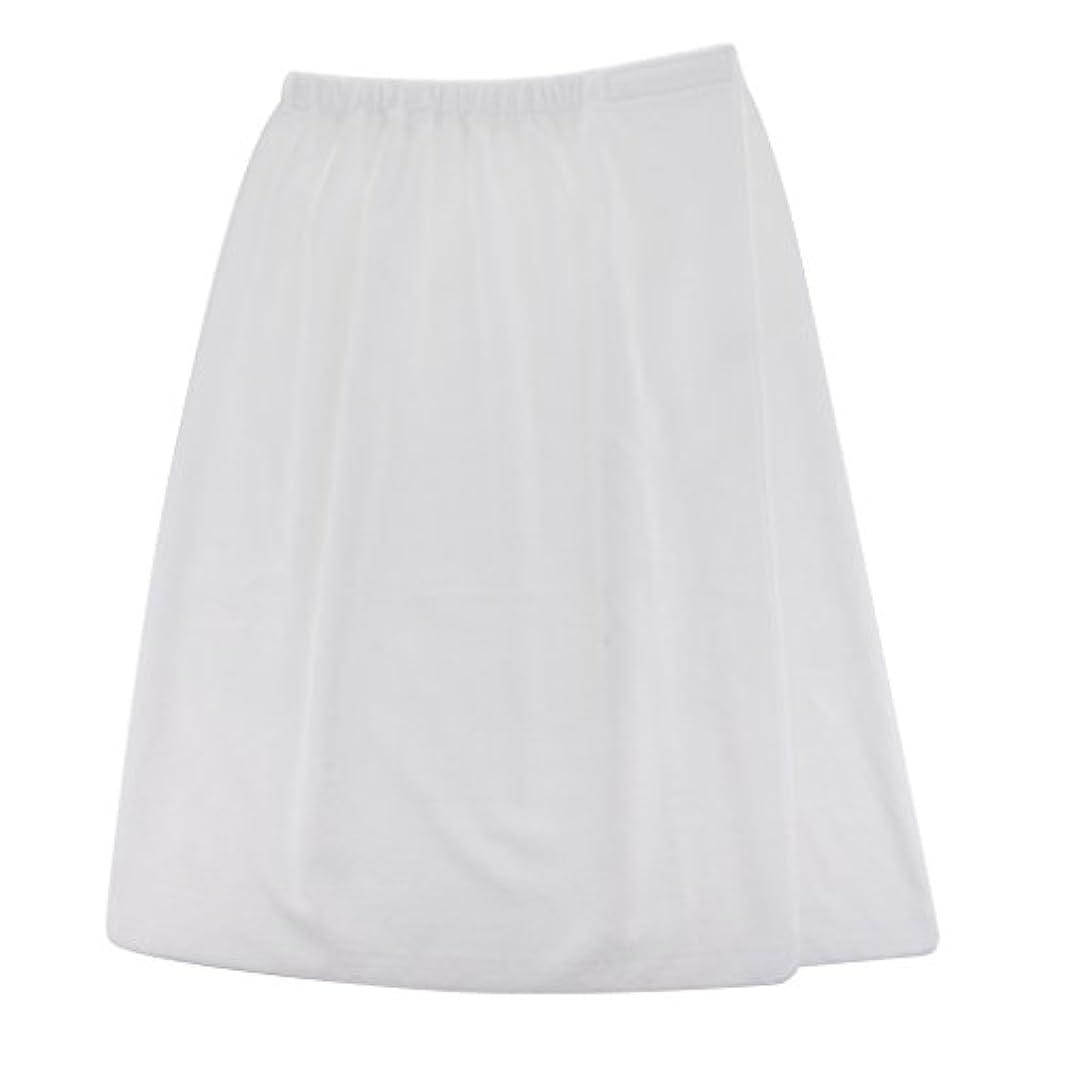 雄大な発生器適応タオルラップ 女性 吸収性 マイクロファイバー シャワー スパ ボディラップ バスタオル 140x72cm 2色選べる - 白