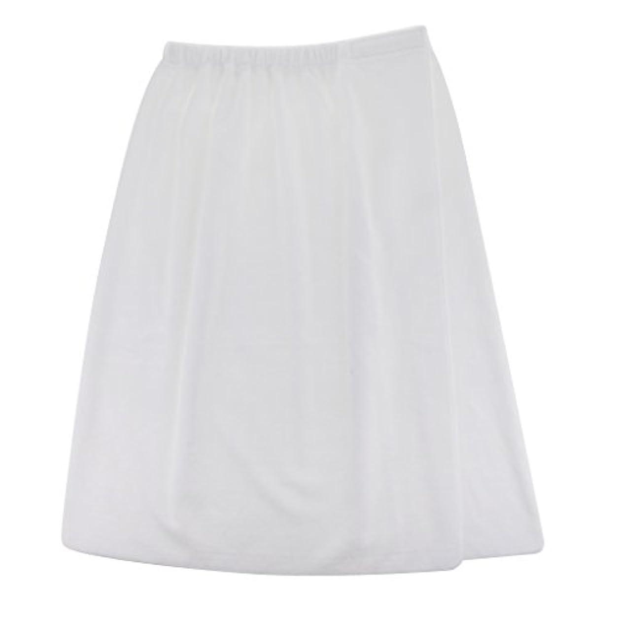 すべてティーンエイジャー買い物に行くタオルラップ 女性 吸収性 マイクロファイバー シャワー スパ ボディラップ バスタオル 140x72cm 2色選べる - 白