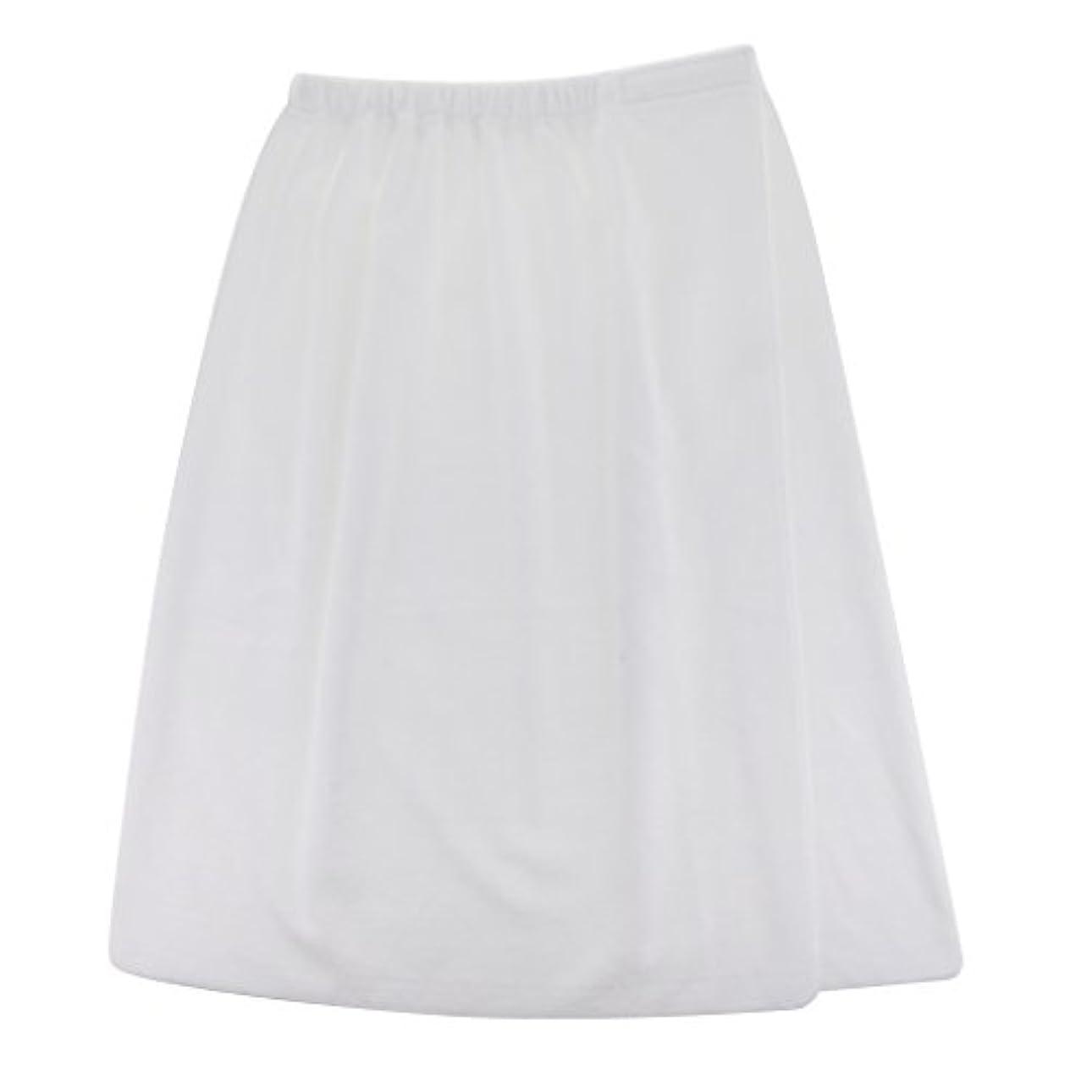 バケットアラビア語保育園タオルラップ 女性 吸収性 マイクロファイバー シャワー スパ ボディラップ バスタオル 140x72cm 2色選べる - 白