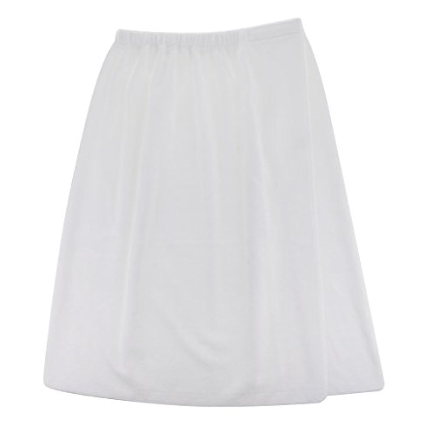 興奮するカウントアップの中でタオルラップ 女性 吸収性 マイクロファイバー シャワー スパ ボディラップ バスタオル 140x72cm 2色選べる - 白