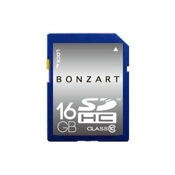 【永久保証】 BONZART/ボンザート 16GB Class 10 【BONZ16GSDHC10】 4571383311114 BONZART オリジナル SDカード 高速 一眼レフ AMPEL コンデジ 3DS メモリ CARD ブリスタパッケージ