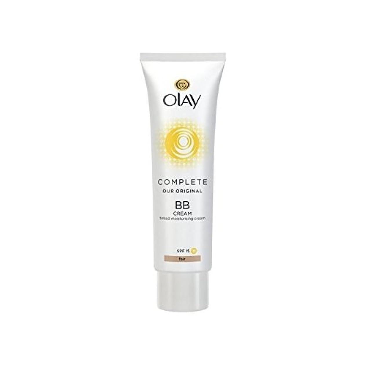 サイドボード量接続Olay Complete BB Cream Fair SPF15 50ml (Pack of 6) - オーレイ完全なクリーム15フェアの50ミリリットル x6 [並行輸入品]