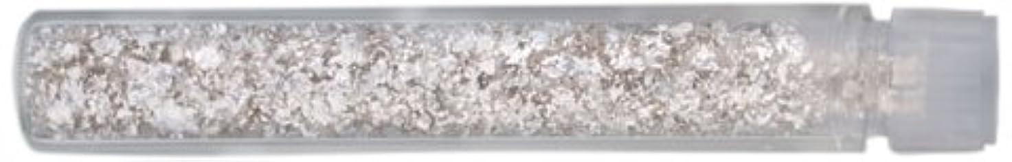 衛星食堂電球ピカエース ネイル用パウダー シャインリーフ #671 真珠色 0.05g