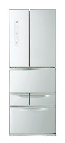 東芝 501L 6ドア 両開き 冷蔵庫 GR-M50FP(S)