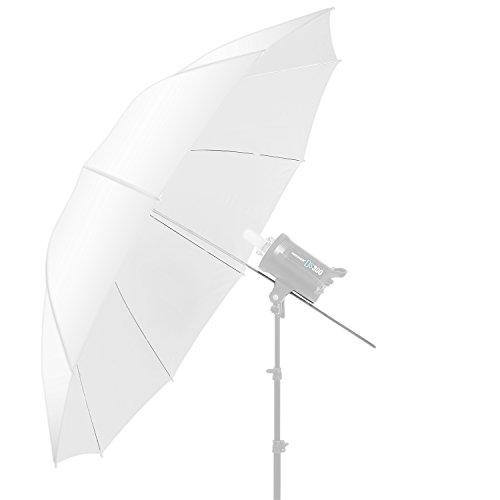 NEEWER 60inch 撮影スタジオトランスルーセントシュート ホワイトアンブレラ 撮影白半透明傘 【並行輸入品】