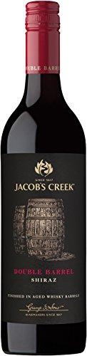 ジェイコブス・クリーク ダブル・バレル シラーズ 750ml [オーストラリア/赤ワイン/辛口/フルボディ/1本][国内正規品]