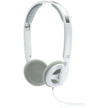 ゼンハイザー ヘッドホン オープン型/オンイヤー/折りたたみ式 ホワイト PX 100-II White【国内正規品】