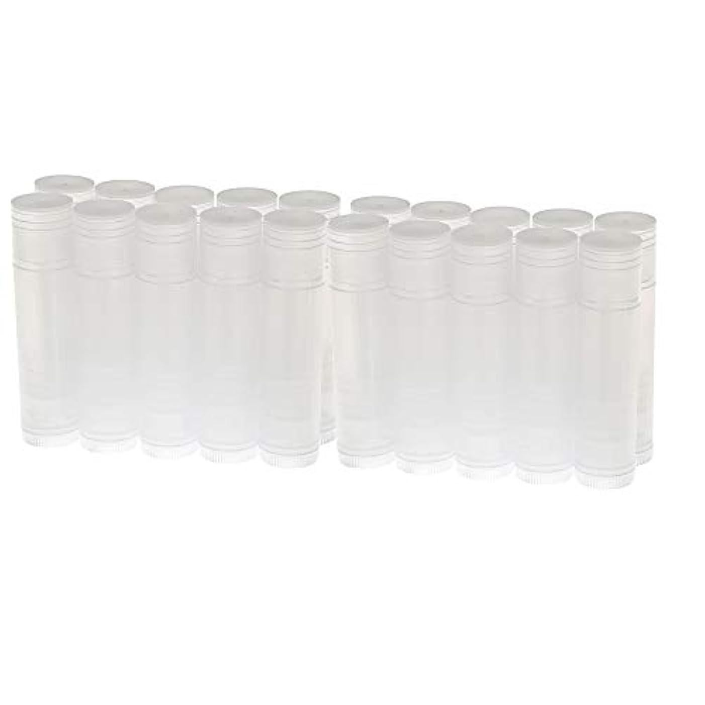 約付与ターミナルSitrda 20 個入 リップ クリーム チューブ 空ボトル チューブ