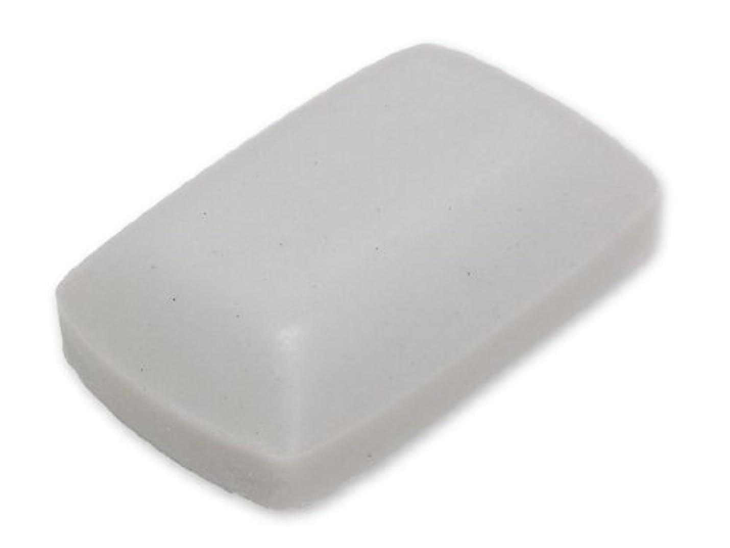 空白ジュニアうねる不思議な石鹸「ゆらぎ乃せっけん」