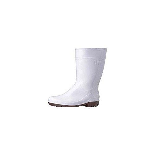 ミドリ安全 ハイグリップ長靴 27.5cm ホワイト HG2...
