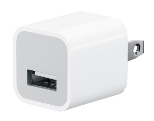 Apple 5W USB Power Adapter iphone 充電器 MD810LL/A
