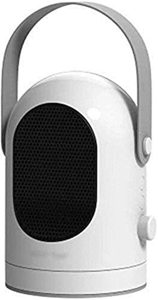 に慣れ交じるホステル電気ヒーターミニヒーターファンヒーターポータブル静かなスペースヒーター冷却ファンセットおよび過熱保護