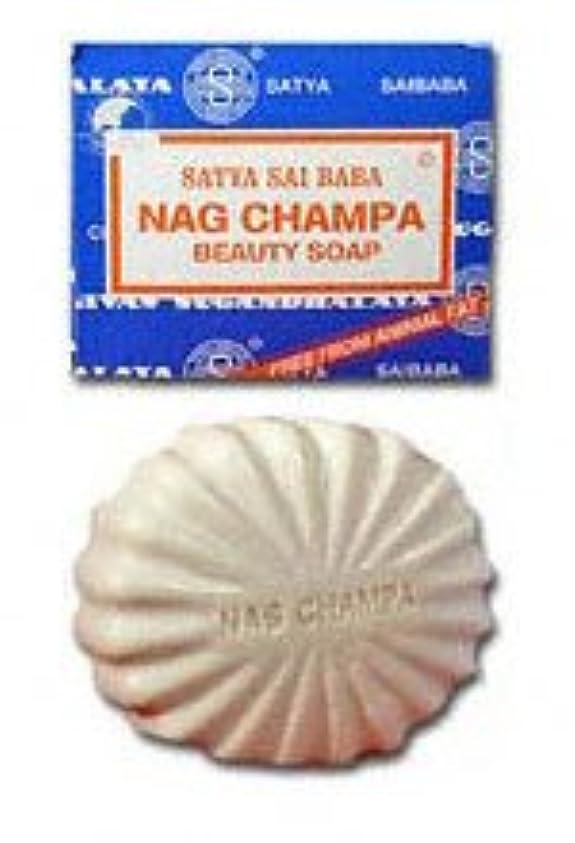 電気的楽しいボイドNag Champa Beauty Soapボックス