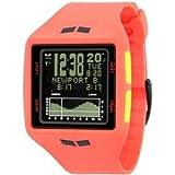 腕時計 ベスタル Vestal Unisex BRG026 Brig Digital Display Quartz Orange Watch [並行輸入品]