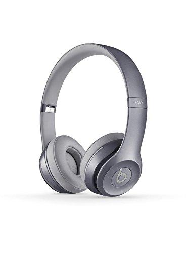 【国内正規品/メーカー保証1年】Beats by Dr.Dre Solo2 密閉型オンイヤーヘッドホン ストーングレー BT ON SOLO2 STONE GRAY
