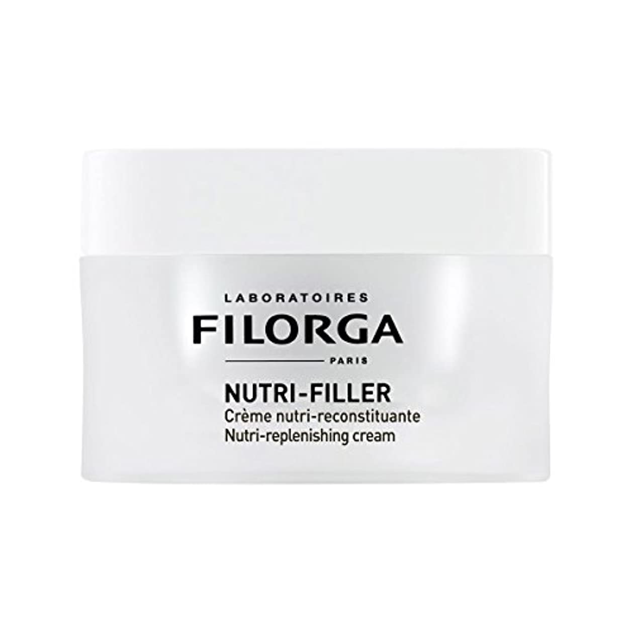 話をする消防士カビFilorga Nutri-filler Nutri-replenishing Cream 50ml [並行輸入品]